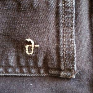 Rag and Bone black Jeans